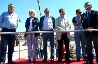 Inauguración Pantalán