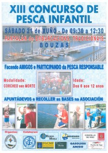 Cartel Pesca Inf. 2014